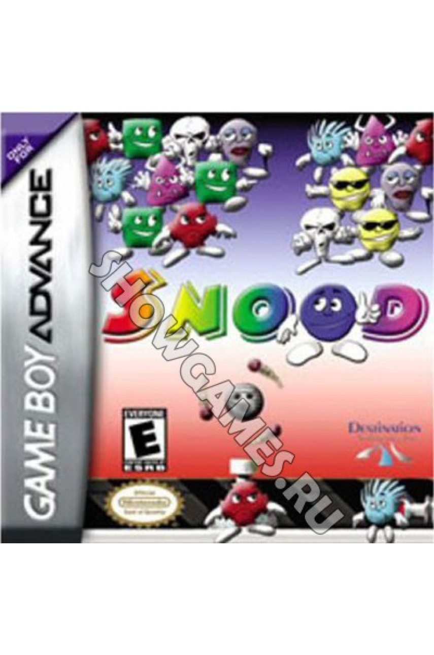 Snood [Game Boy]