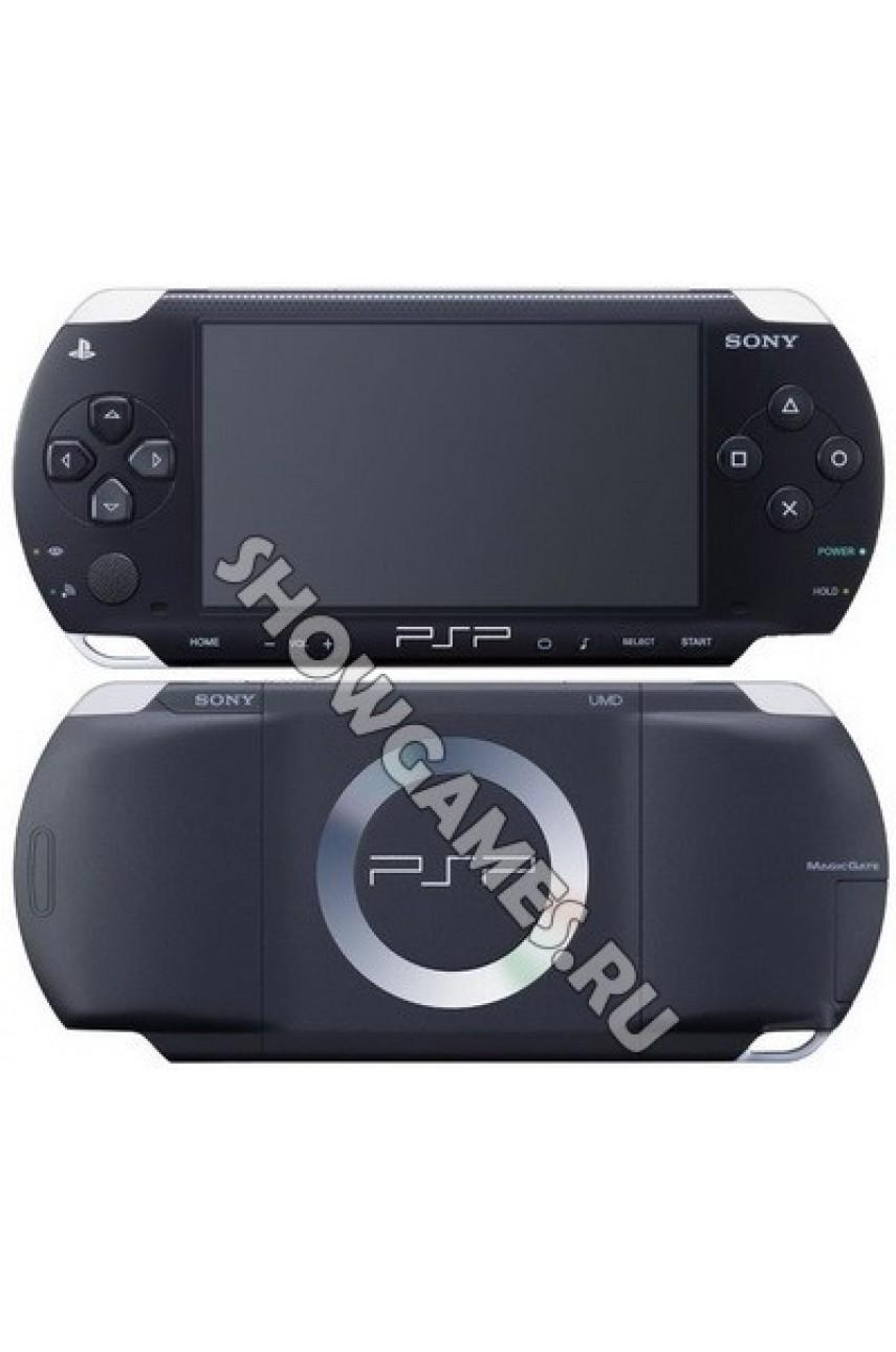 PSP 3000 Slim Black