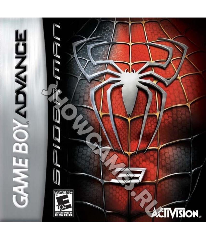 Spider-Man 3 (Человек паук-3) [GBA]