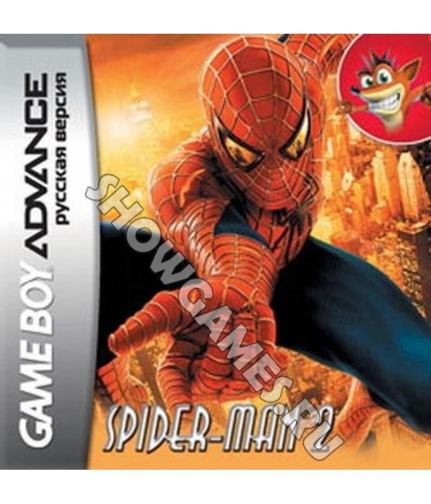 Spider-Man 2 (Человек паук) [Game Boy]