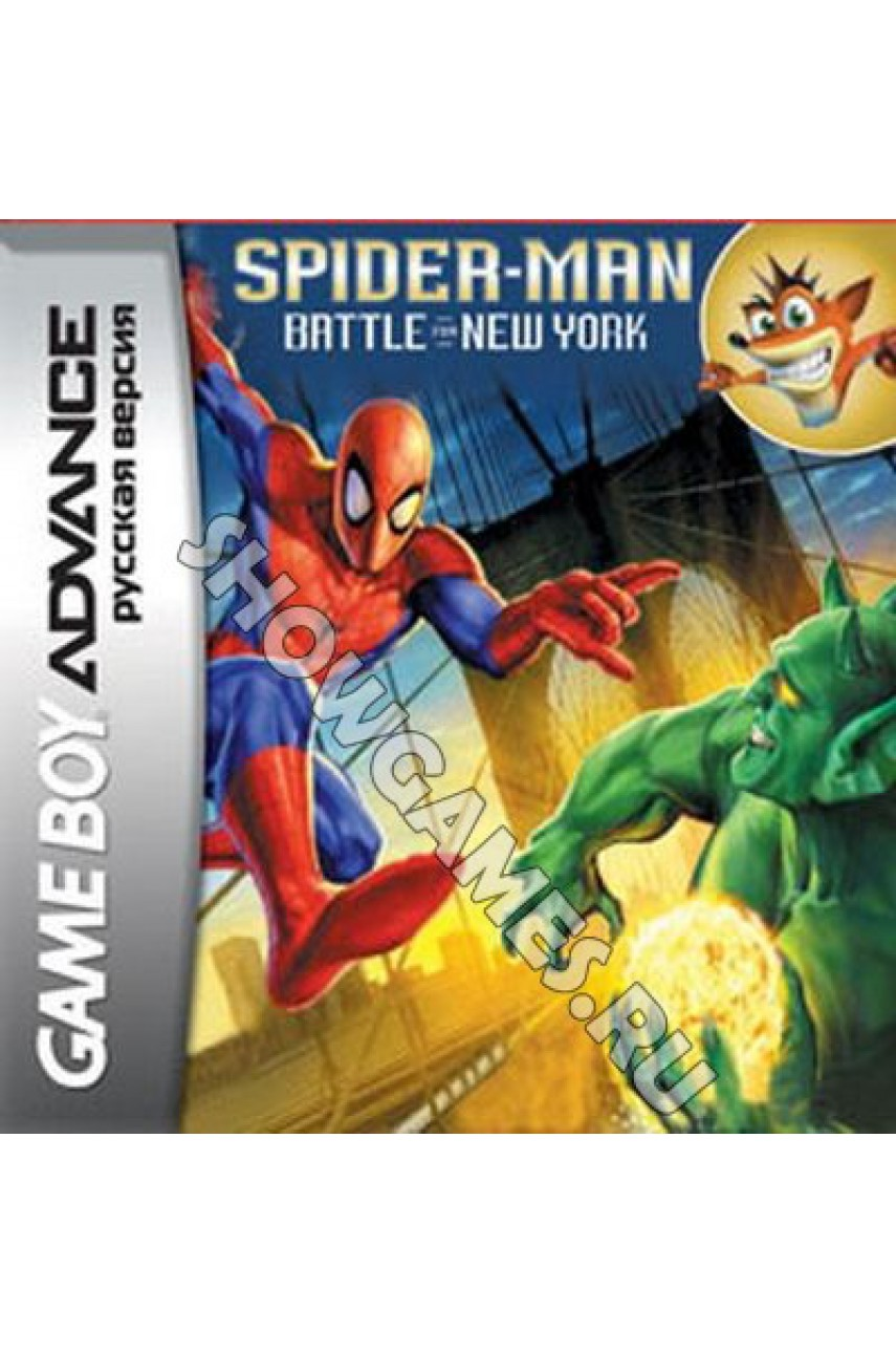 Spider-Man: Battle for New York [Game Boy]