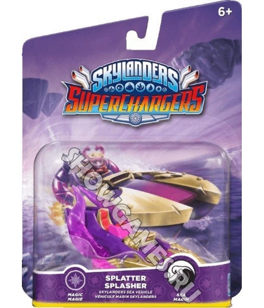 Skylanders SuperChargers. Машина Splatter Splasher