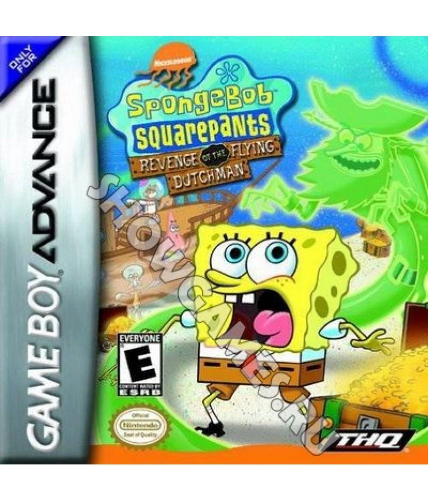 SpongeBob SquarePants: Revenge of the Flying Dutchman [GBA]