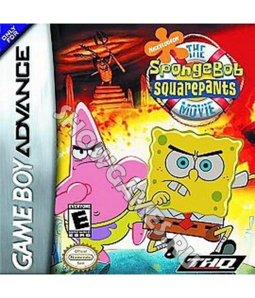 SpongeBob SquarePants The Movie (Русская версия) (Cпанчбоб) [GBA]