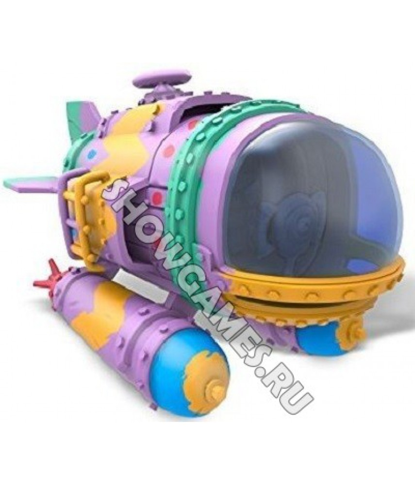 Skylanders SuperChargers. Машина Spring Ahead Dive Bomber