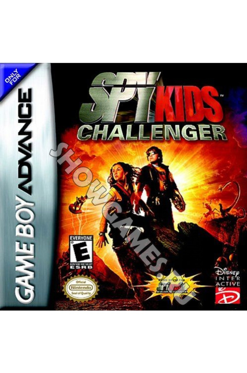 Spy Kids: Курс выживания [GBA]