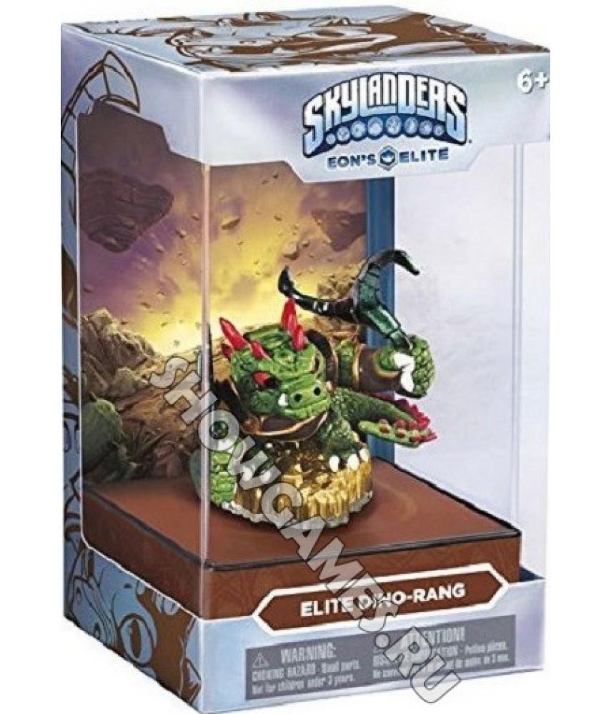 Skylanders SuperChargers. Фигурка Elite Dino-Rang [Серия Элит]