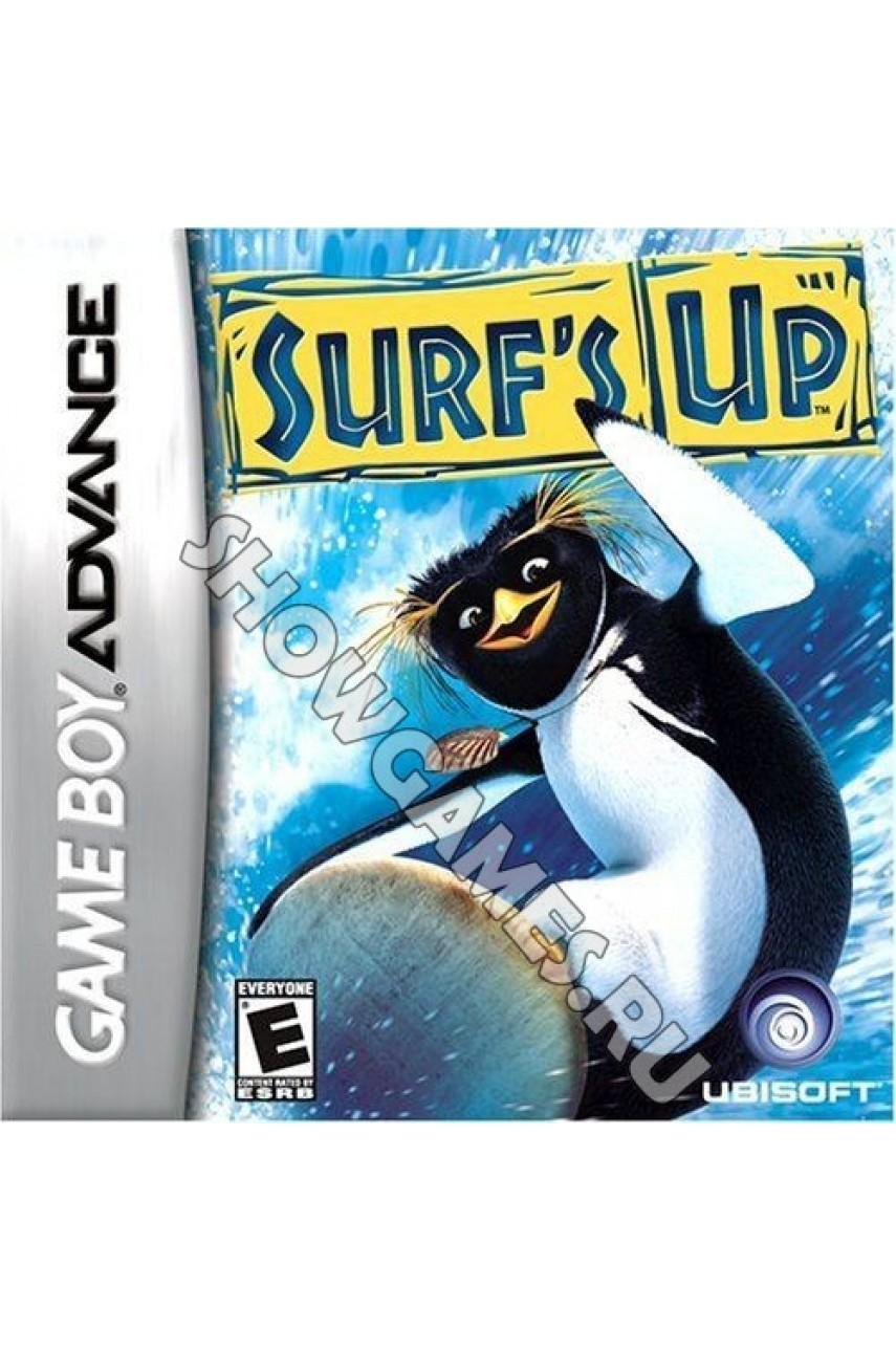 Surf's Up (Русская версия)  [GBA]
