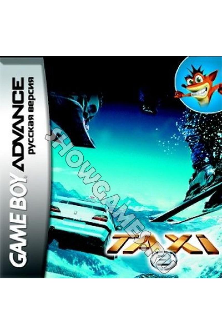 Taxi 3 (Русская версия)  [GBA]
