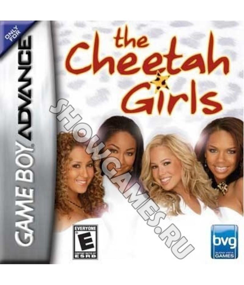 The Cheetah Girls (Русская версия)[Game Boy]