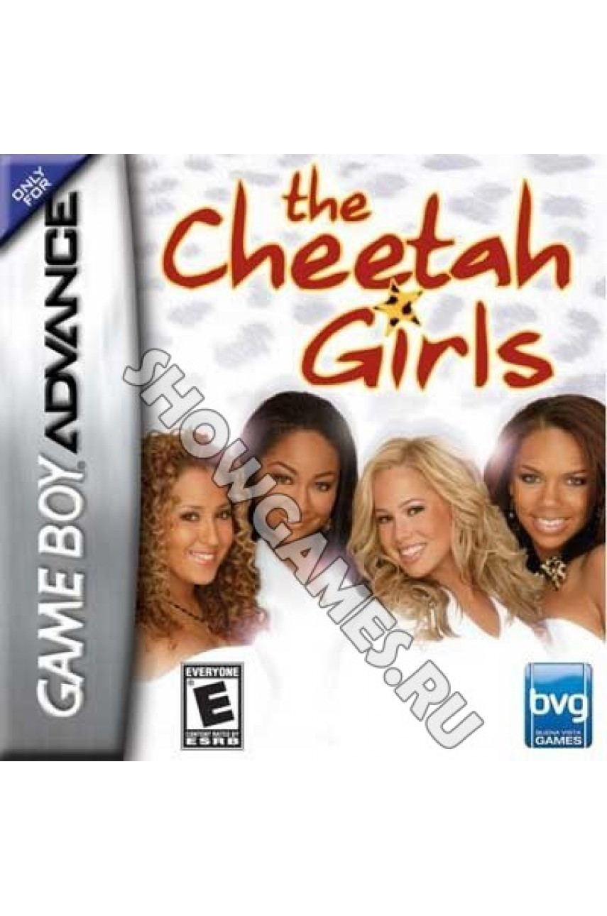 The Cheetah Girls (Русская версия)[Game Boy]