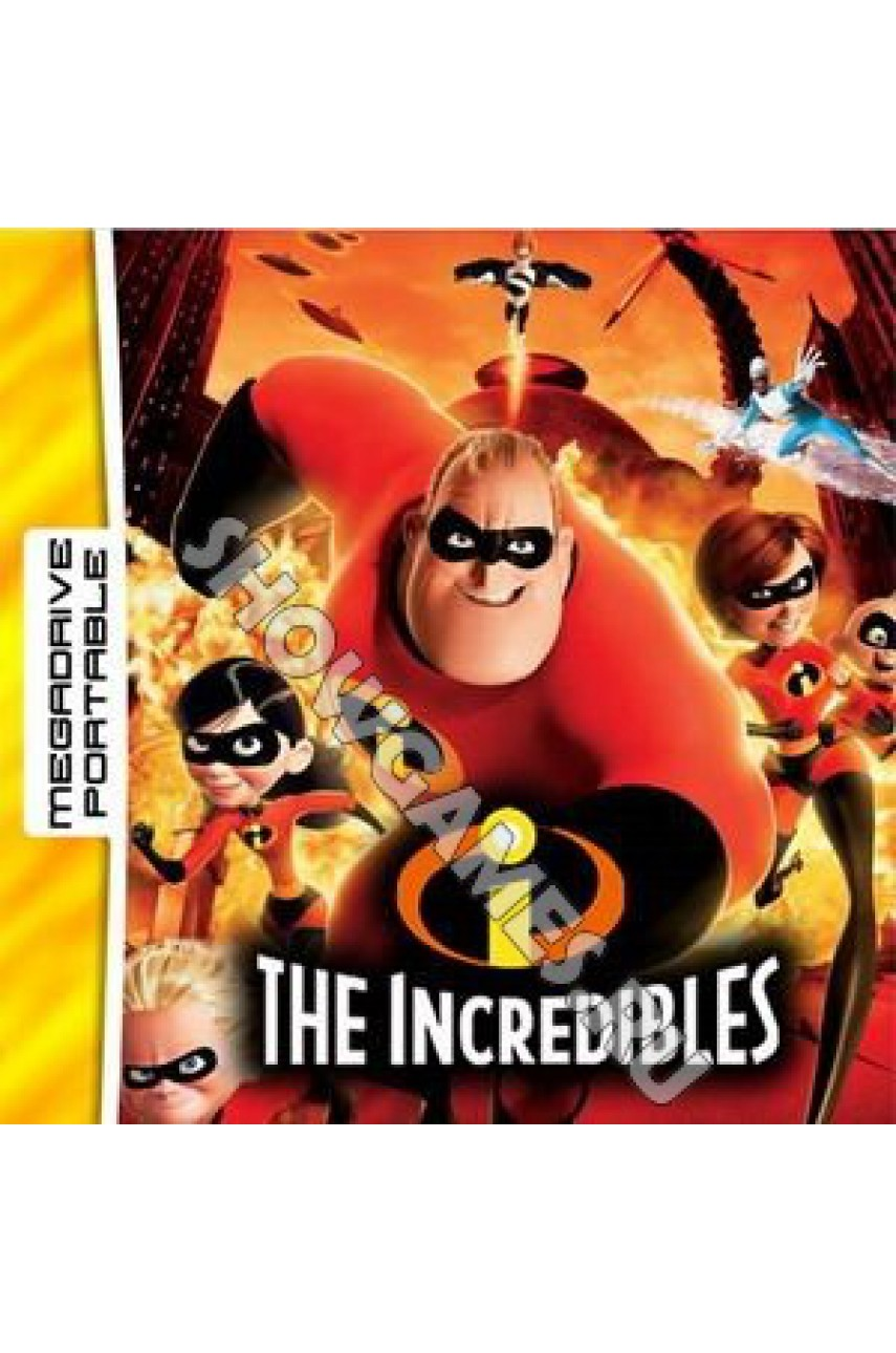 THE INCREDIBLES [MDP]
