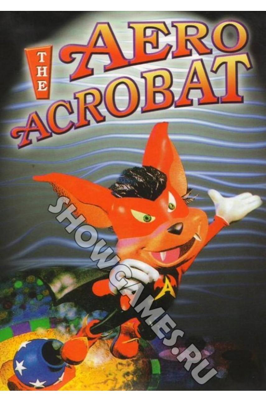 Aero Acrobat [Sega]