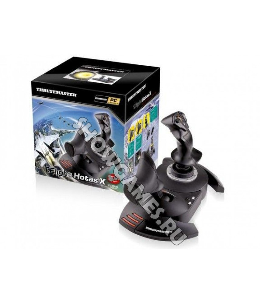 Джойстик - Штурвал T.Flight Hotas X Thrustmaster для PC/PS3