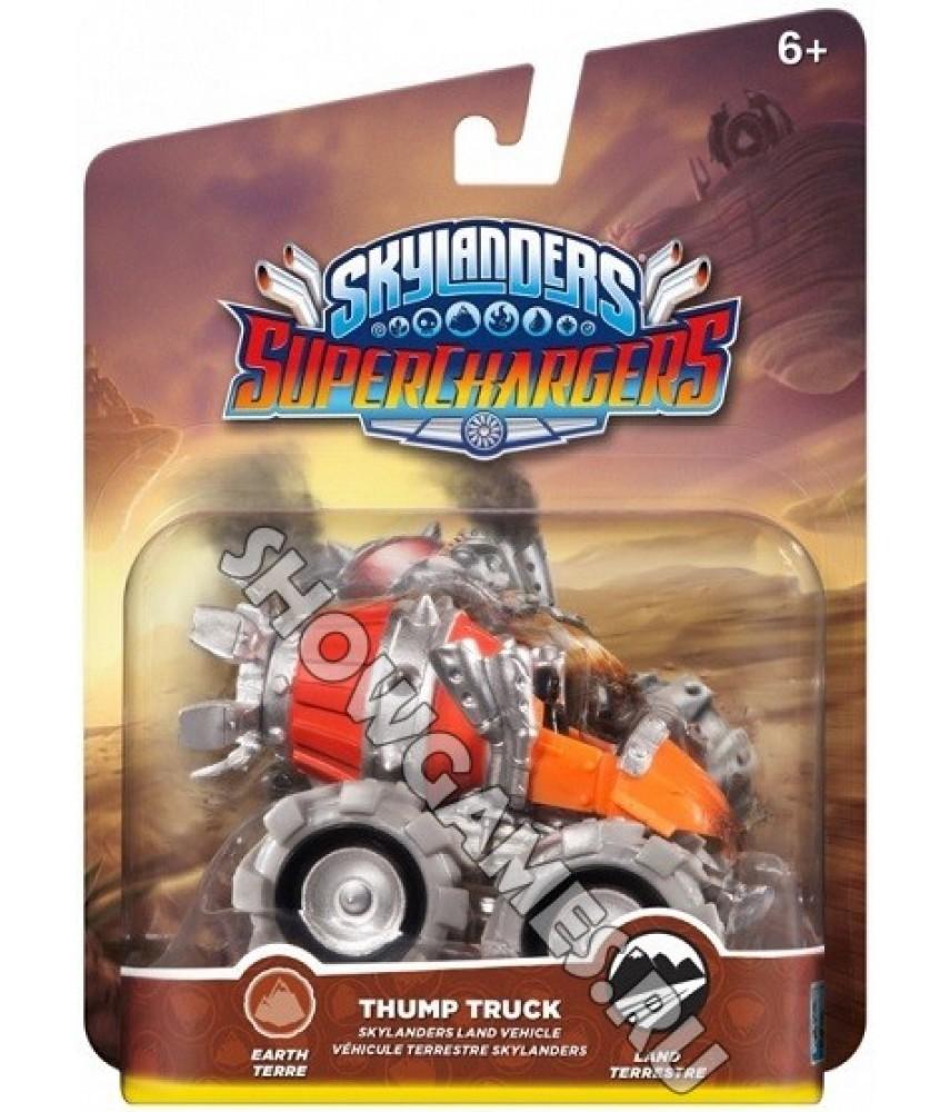 Skylanders SuperChargers. Машина Thump Truck