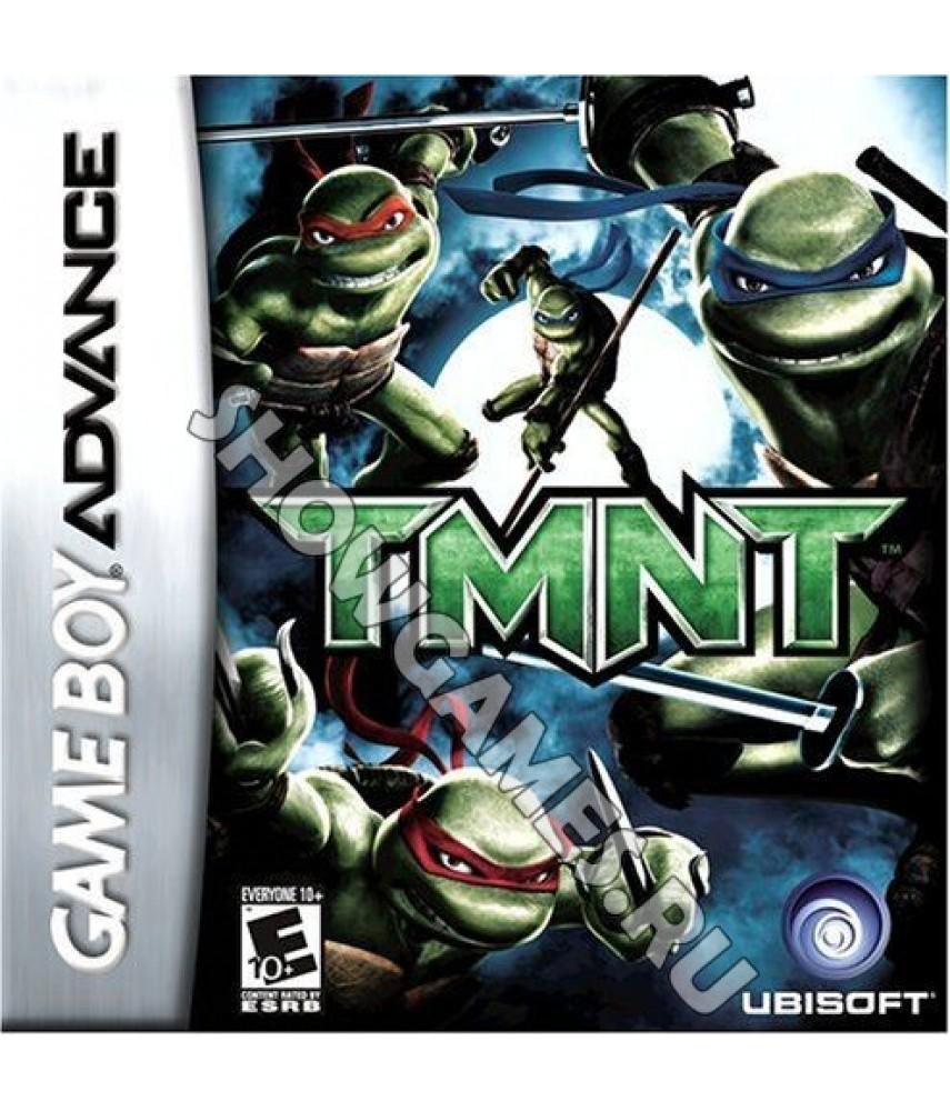 TMNT (Русская версия)  [GBA]