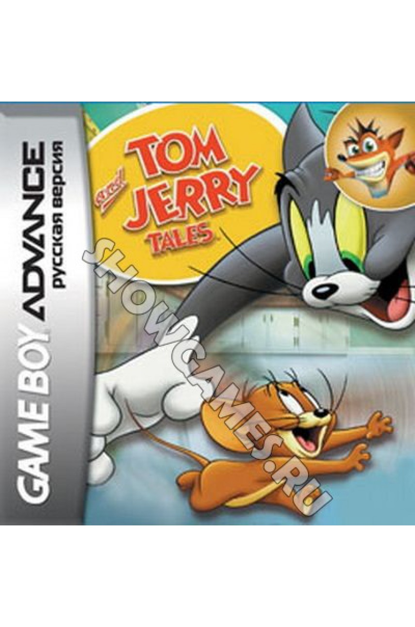 Tom and Jerry Tales (Русская версия) [GBA]