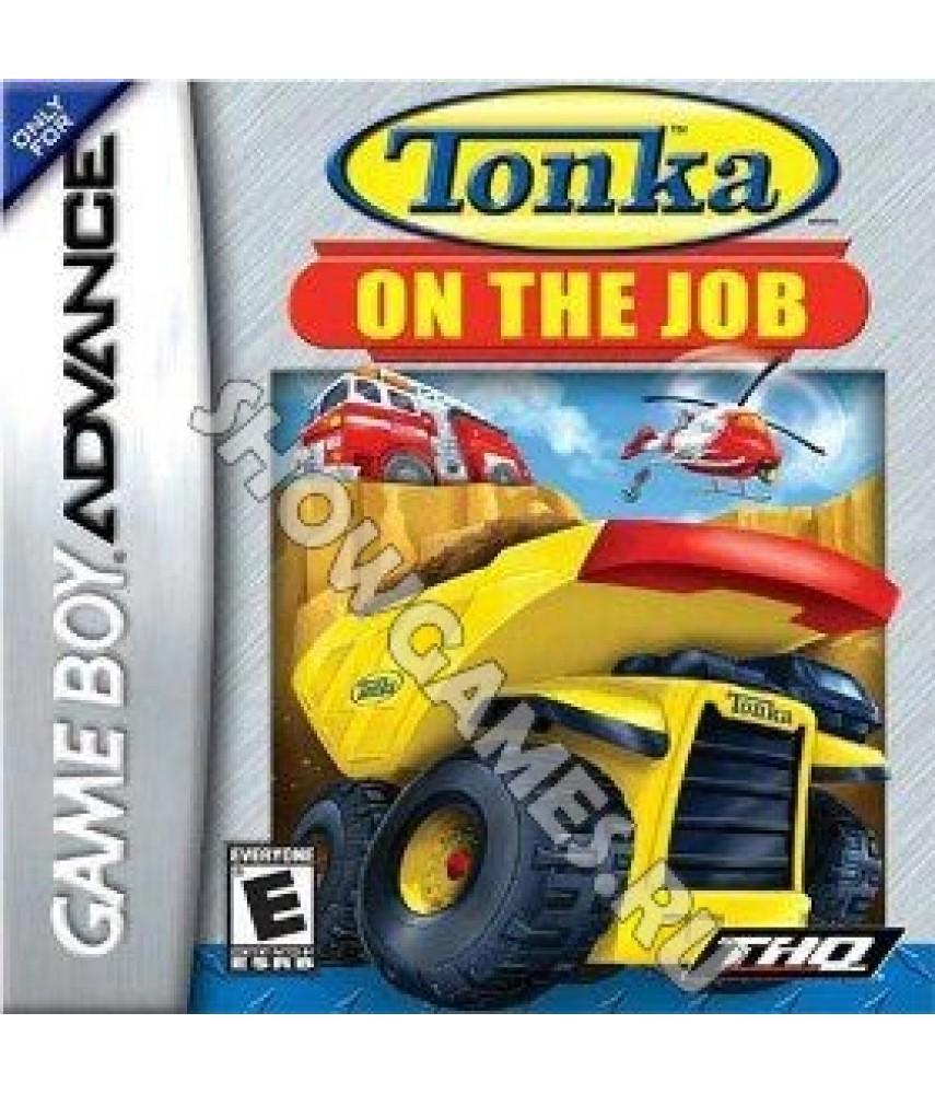 Tonka-On The Job  [GBA]