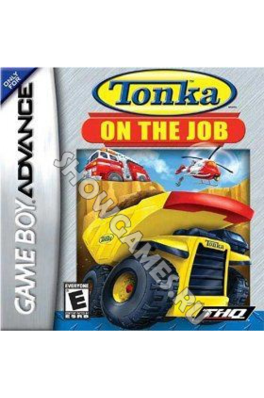 Tonka-On The Job  [GBA]