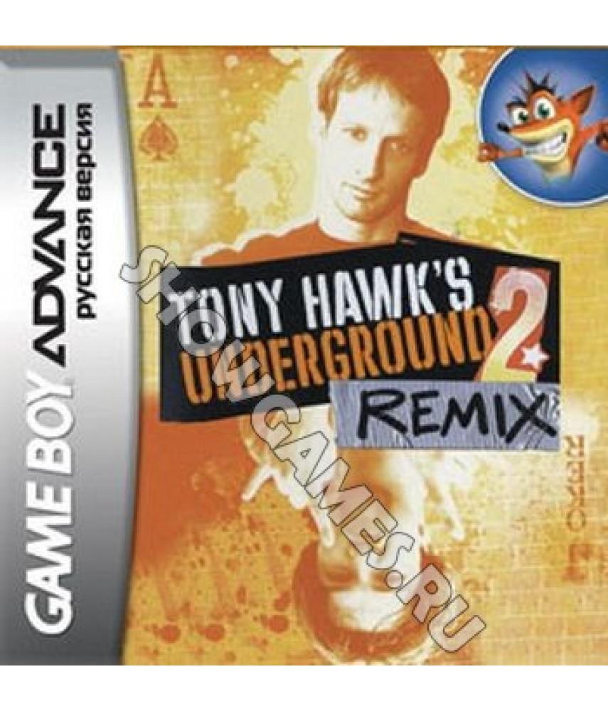 Tony Hawk`s Underground 2 (Русская версия) [Game Boy]