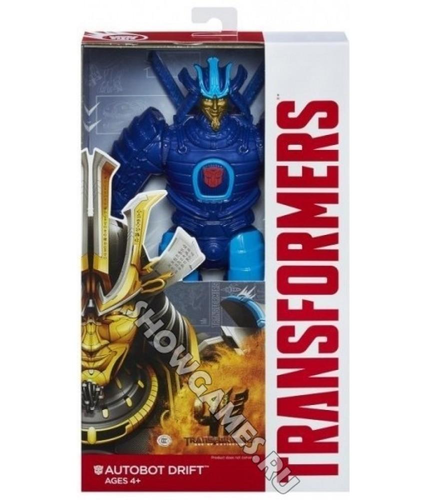 Трансформеры 4: Титаны. Автобот Дрифт (Hasbro) /30 см/