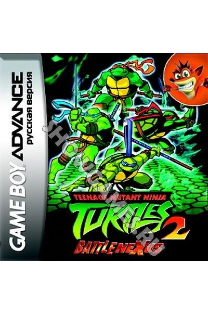 Teenage Mutant Ninja Turtles 2: Battle Nexus [GBA]