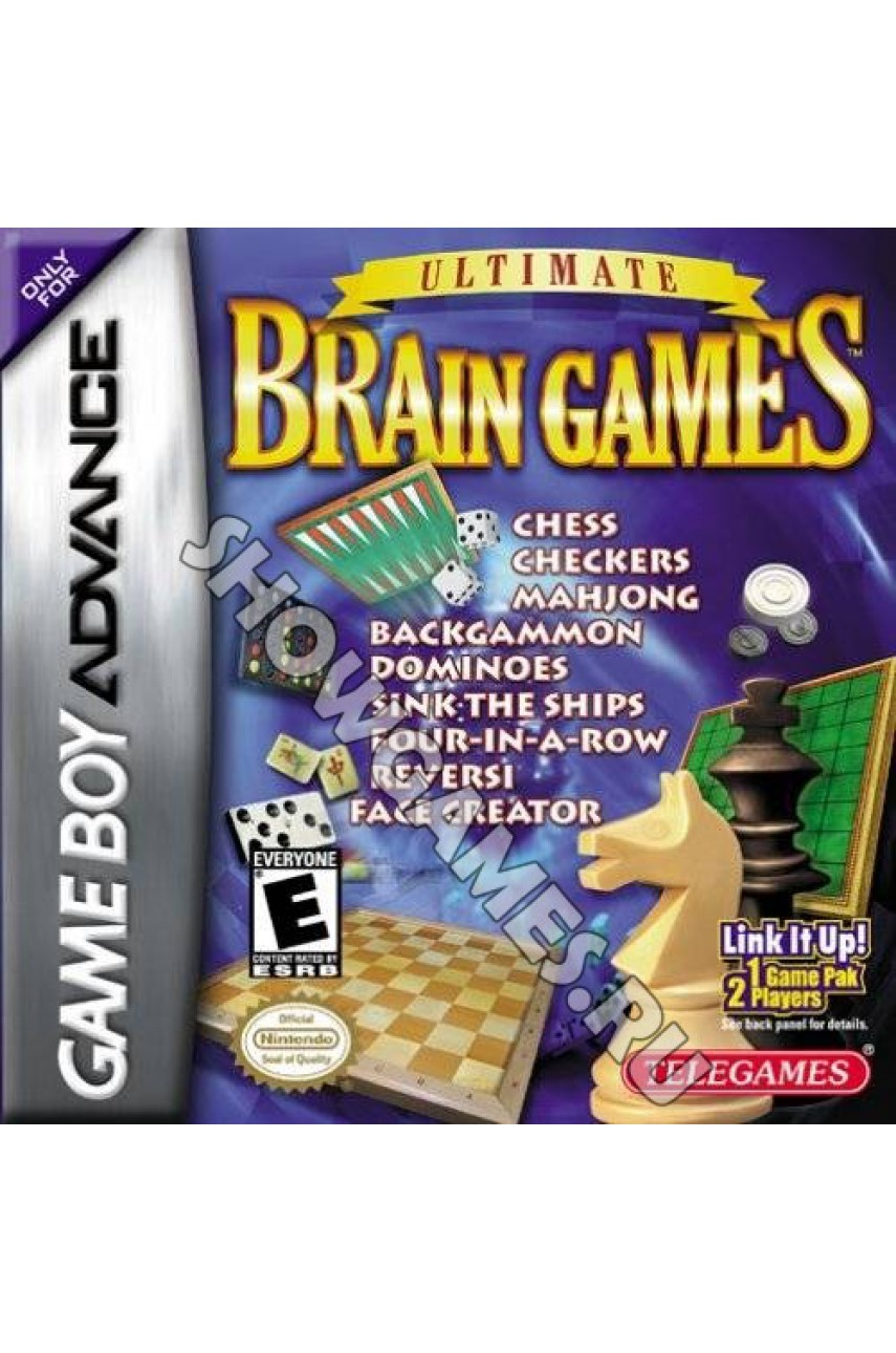 Ultimate Brain Games [Game Boy]
