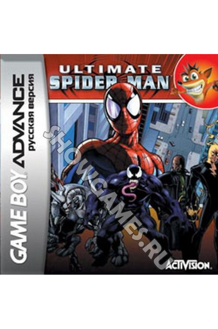 Ultimate Spider-Man [Game Boy]
