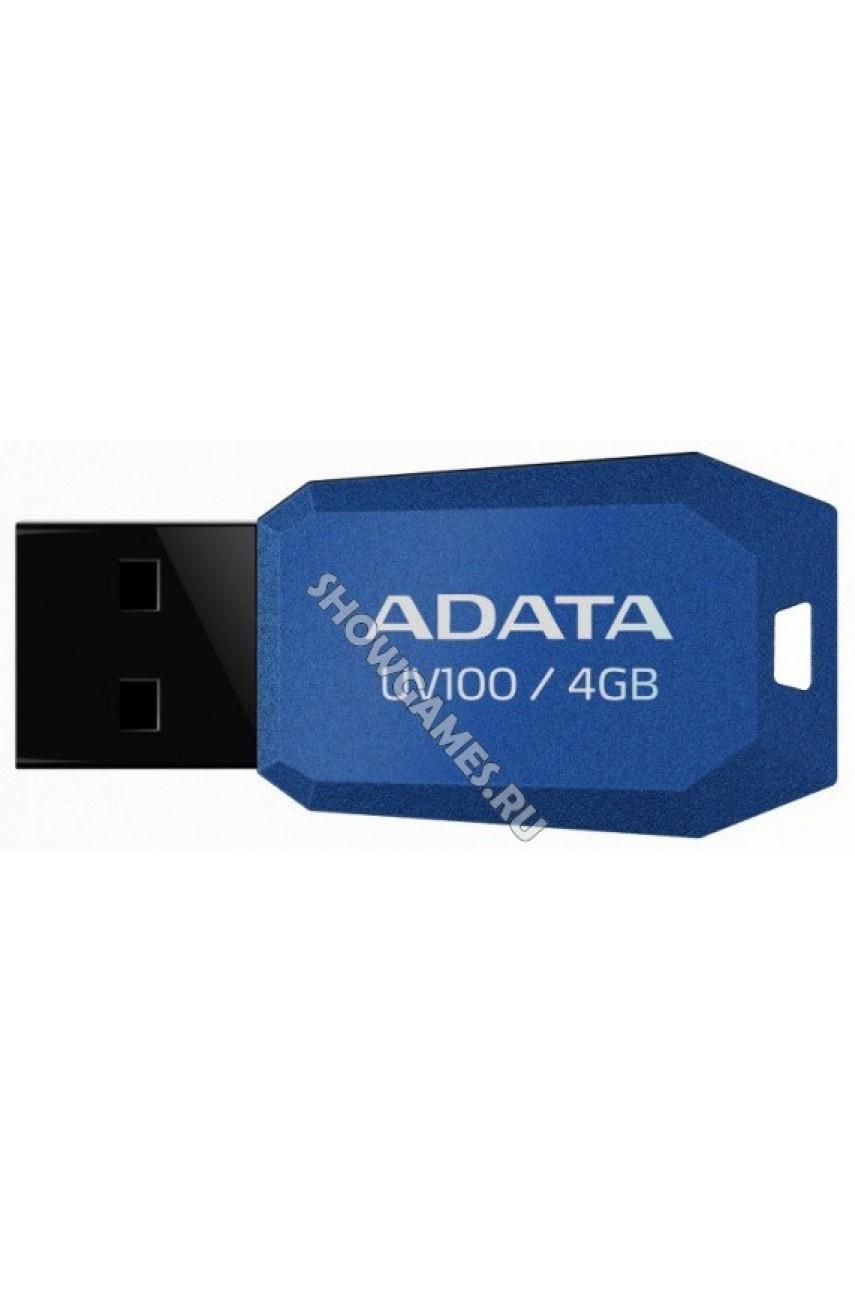 Флешка USB (Flash) A-Data UV100 4GB