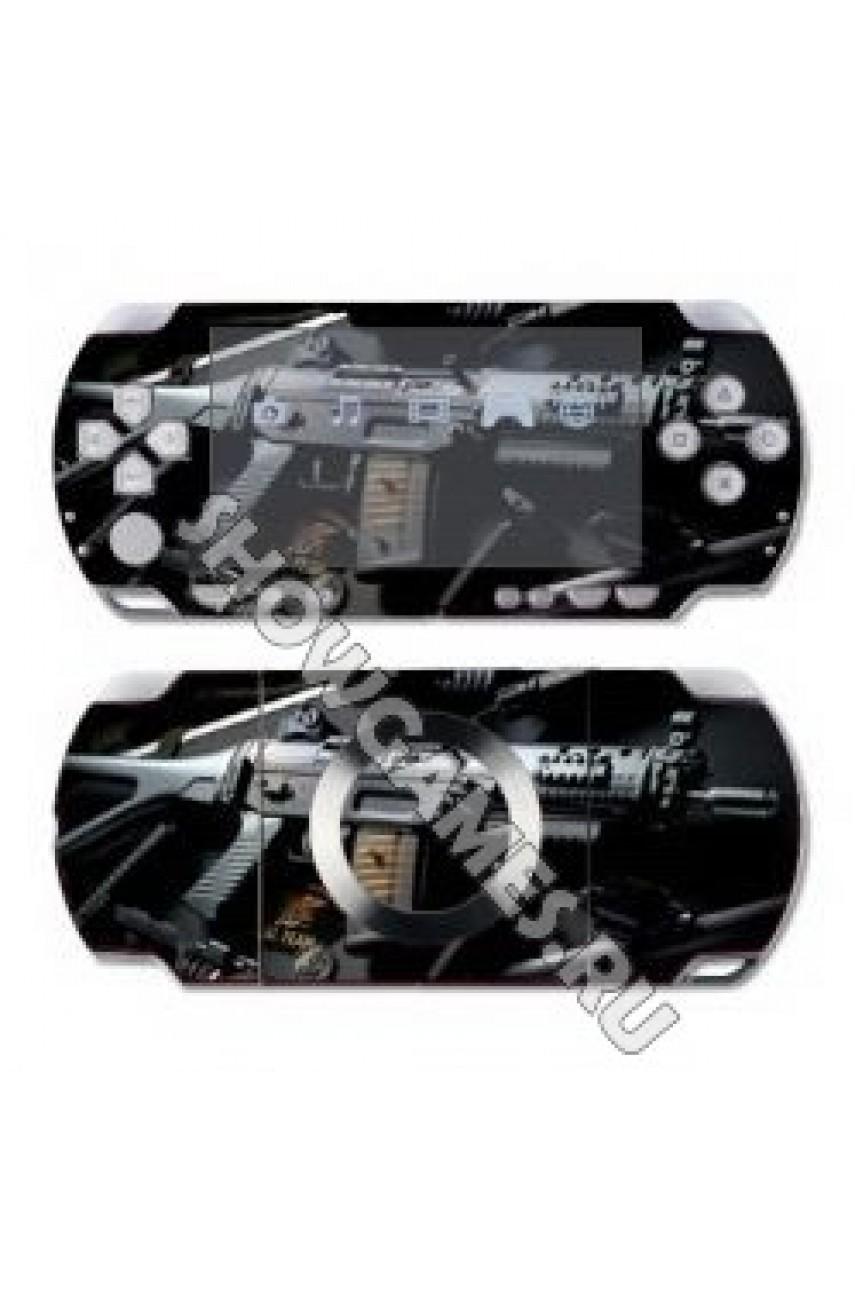 PSP Slim виниловые наклейки для 2000/3000 (в ассортименте)