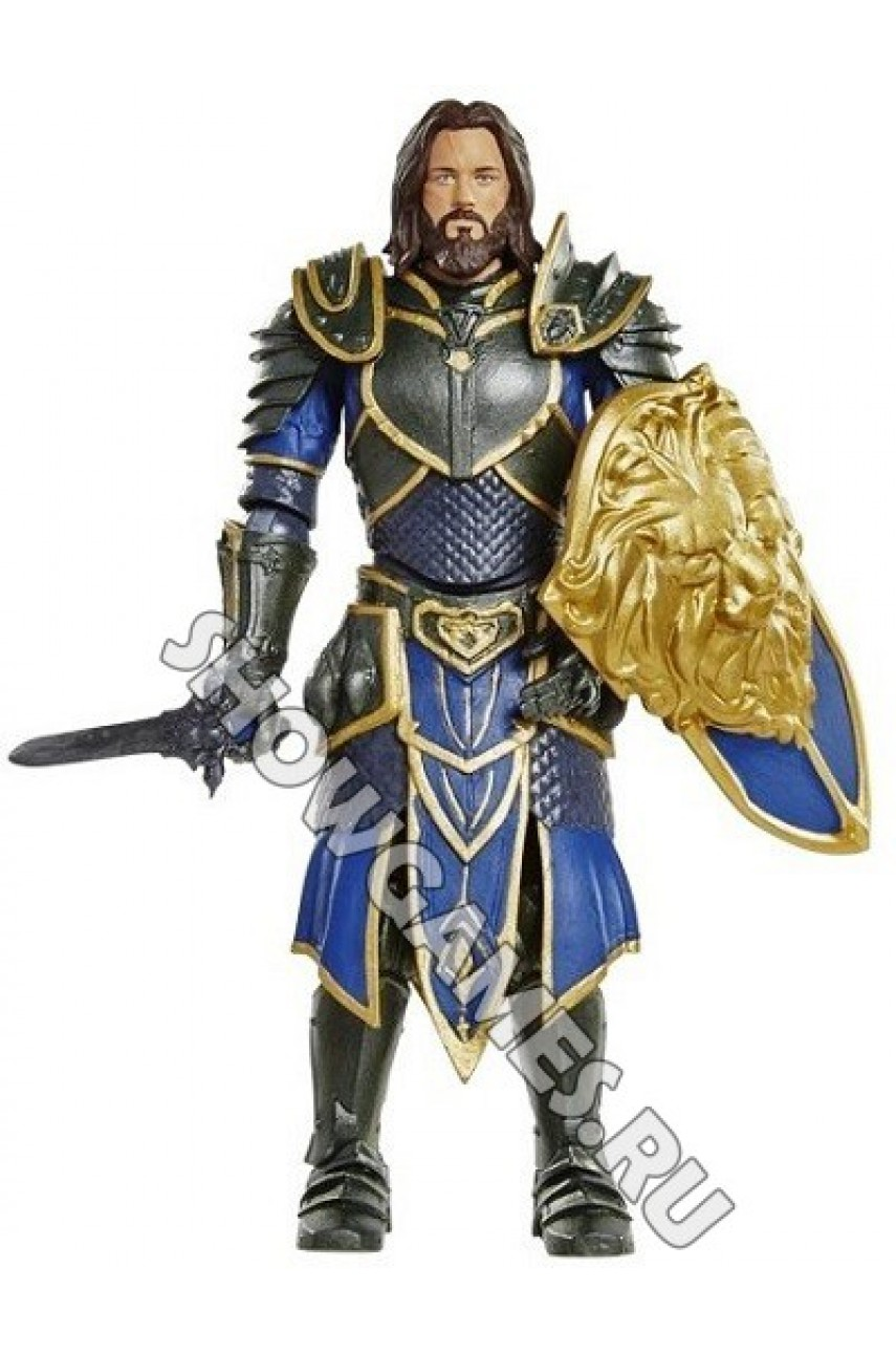 Warcraft. Фигурка Lothar (16см)