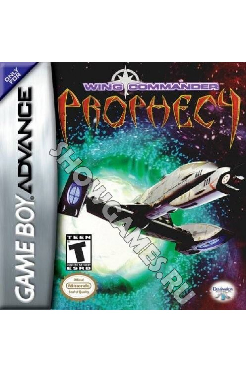 Wing Commander Prophecy. GBA. Русская версия