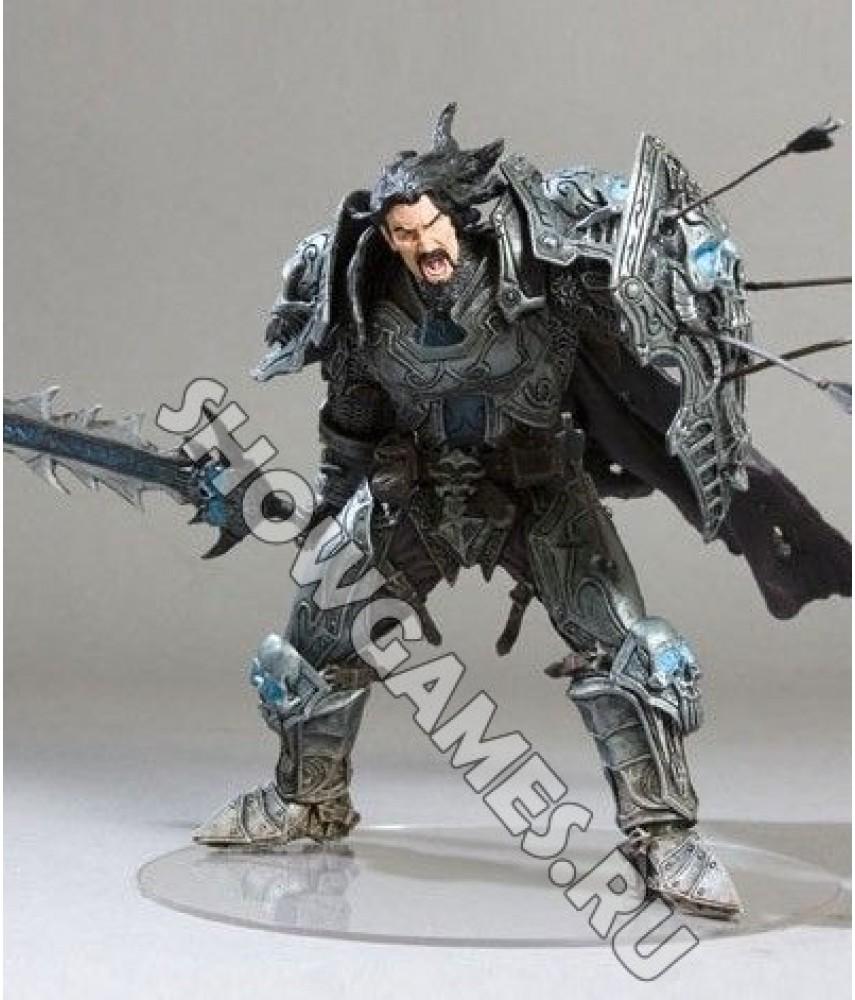 World of Warcraft Series. Фигурка Archilon Shadowheart Human Warrior (17 см)