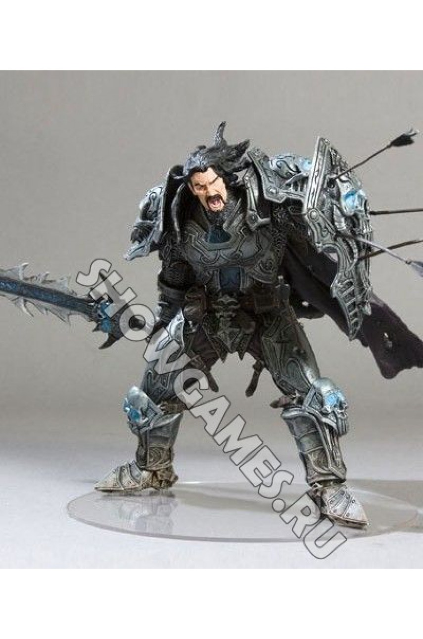 World of Warcraft Series. Фигурка Archilon Shadowheart Human Warrior (17 см)