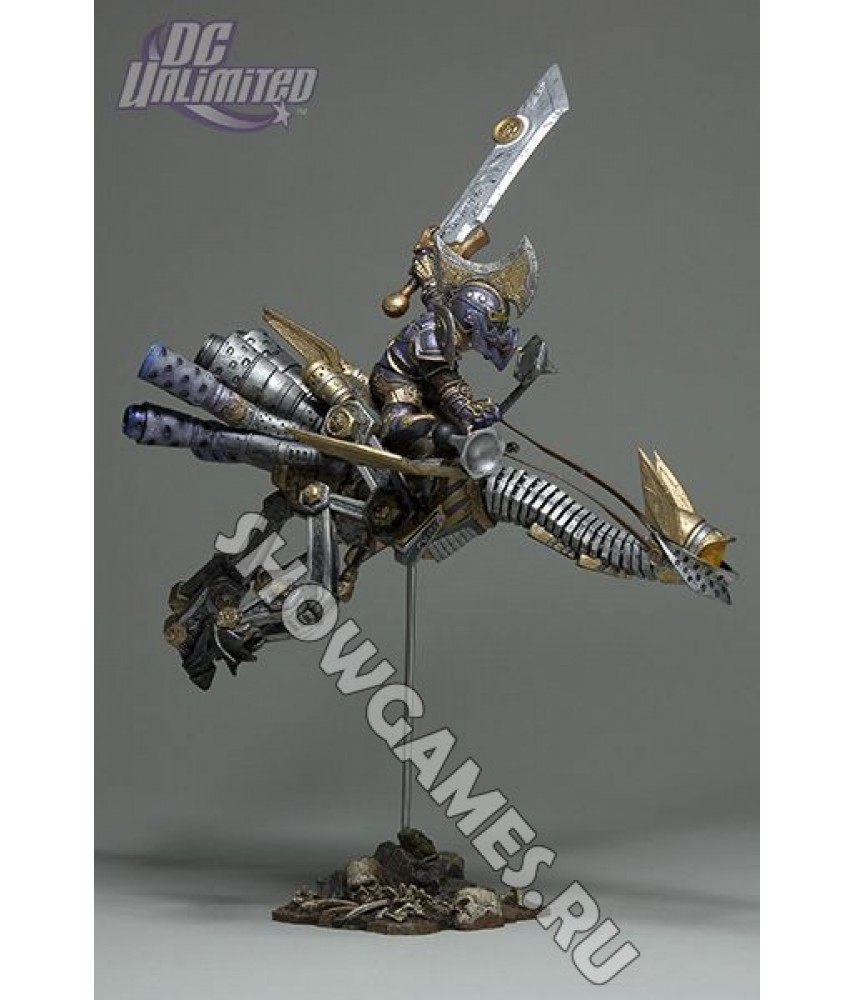 World of Warcraft Series. Фигурка Sprocket Gyrospring (19 см)