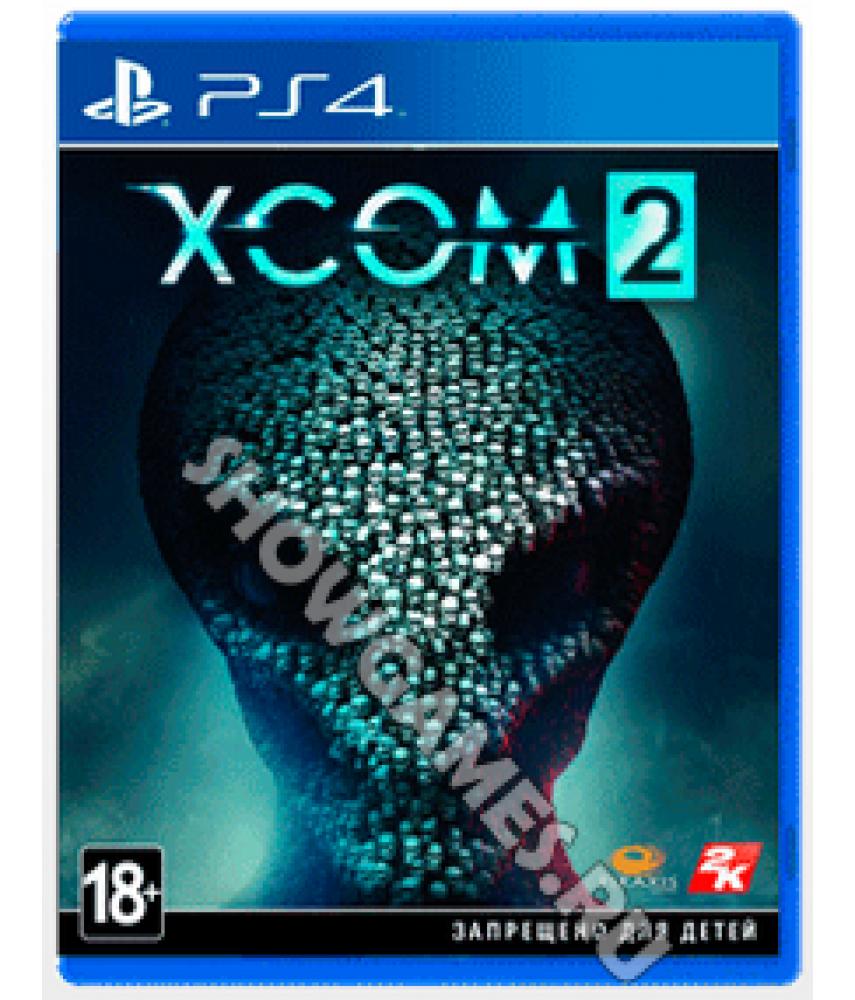 XCOM 2 [PS4] - Б/У