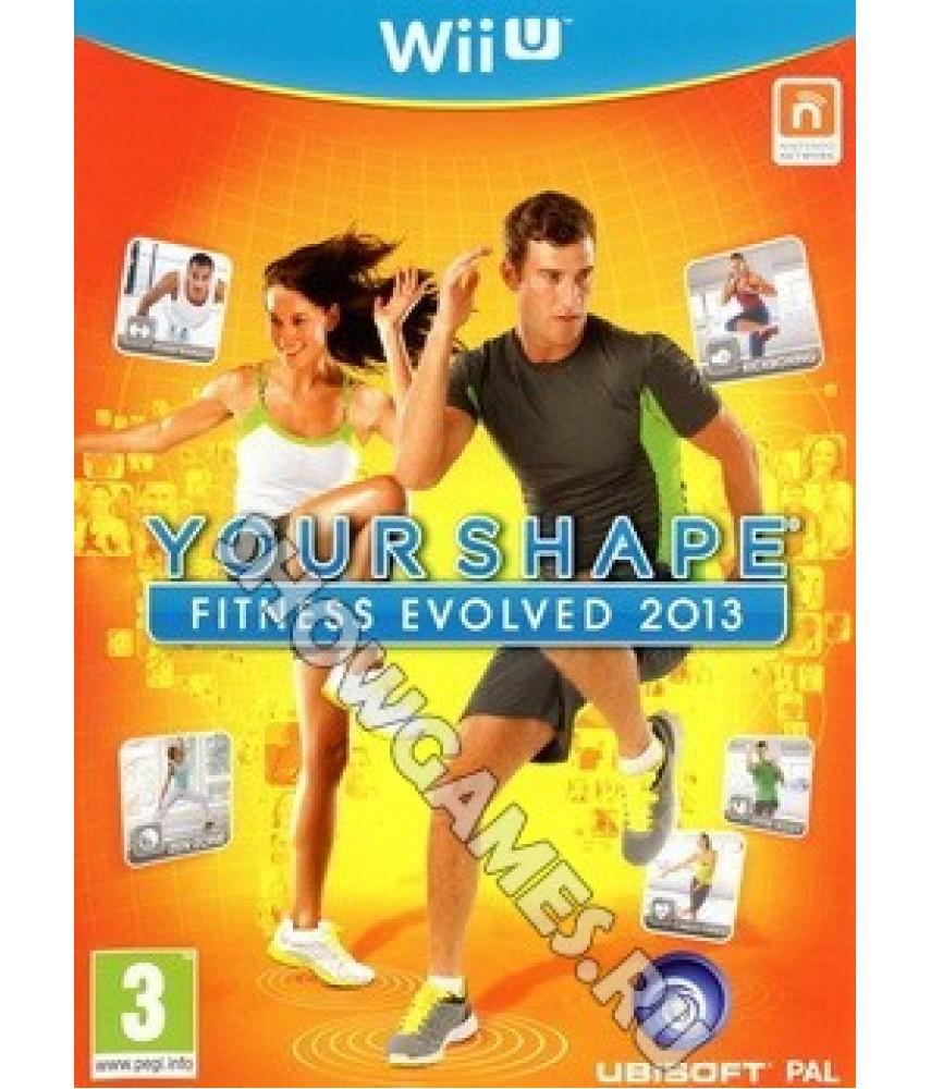 Your Shape: Fitness Evolved 2013 [Wii U]