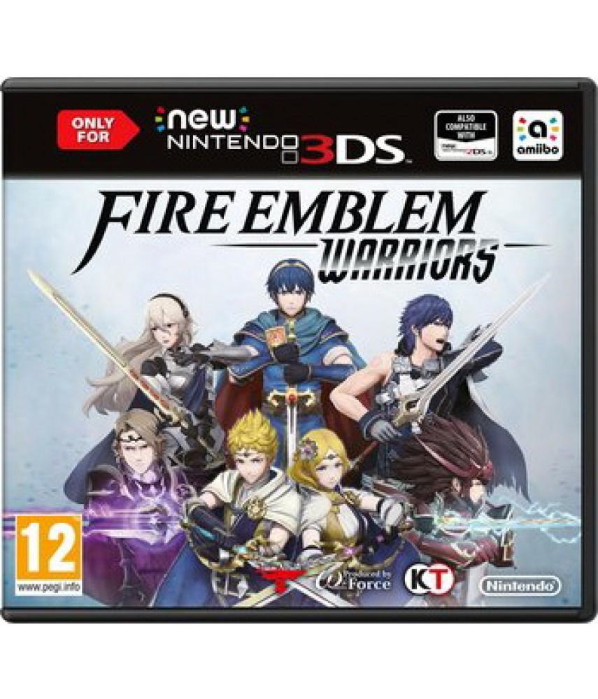 Fire Emblem Warriors [3DS]