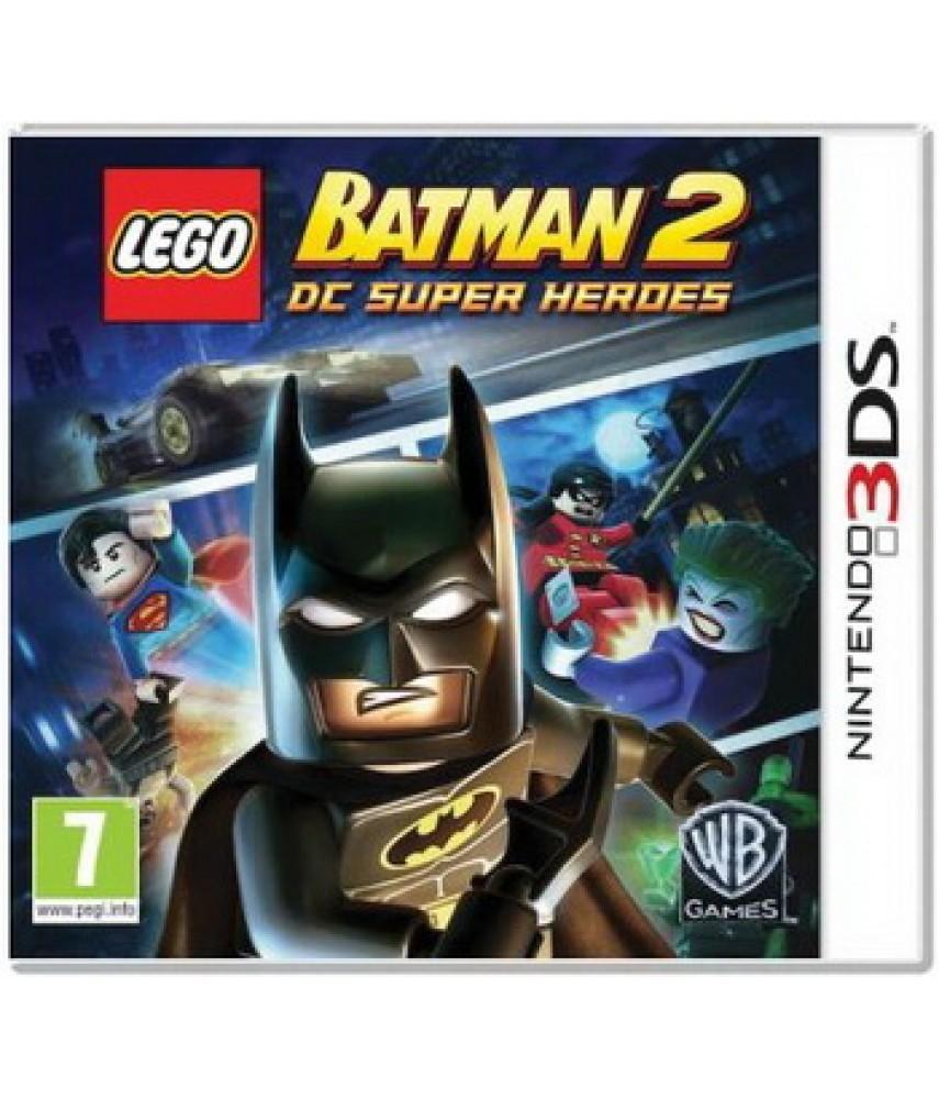 LEGO Batman 2: DC Super Heroes [3DS]