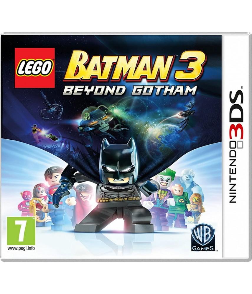 LEGO Batman 3: Beyond Gotham [3DS]