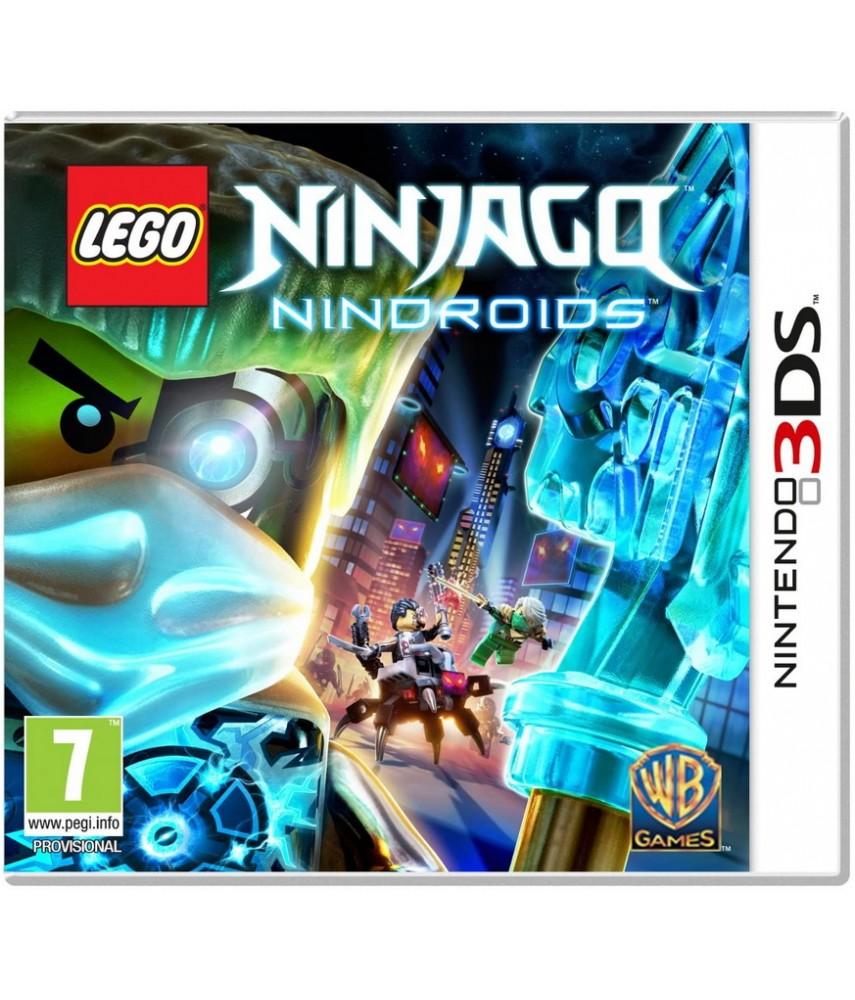 LEGO Ninjago Nindroids [3DS]