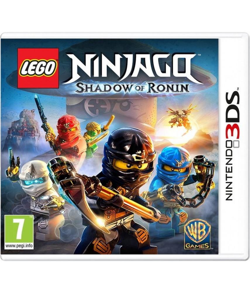 LEGO Ninjago Shadow of Ronin [3DS]