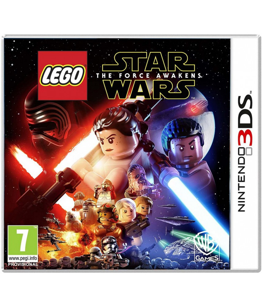 LEGO Star Wars The Force Awakens [3DS]