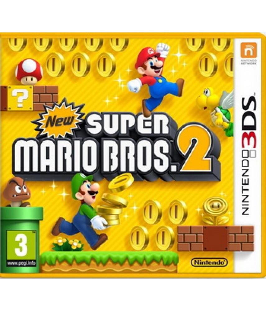 New Super Mario Bros 2 (Русская версия) [3DS]