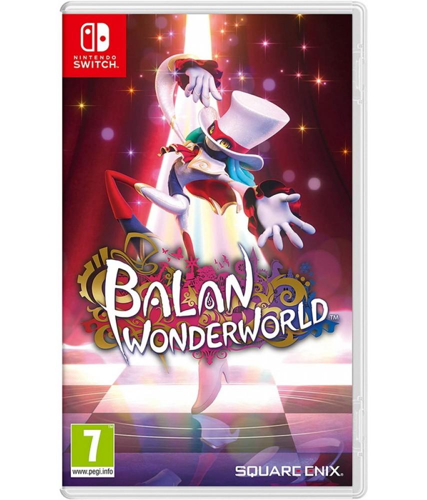 Balan Wonderworld (Русские субтитры) [Nintendo Switch]
