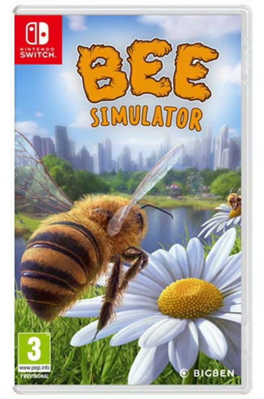 Bee Simulator (Русская версия) [Nintendo Switch] Предзаказ!