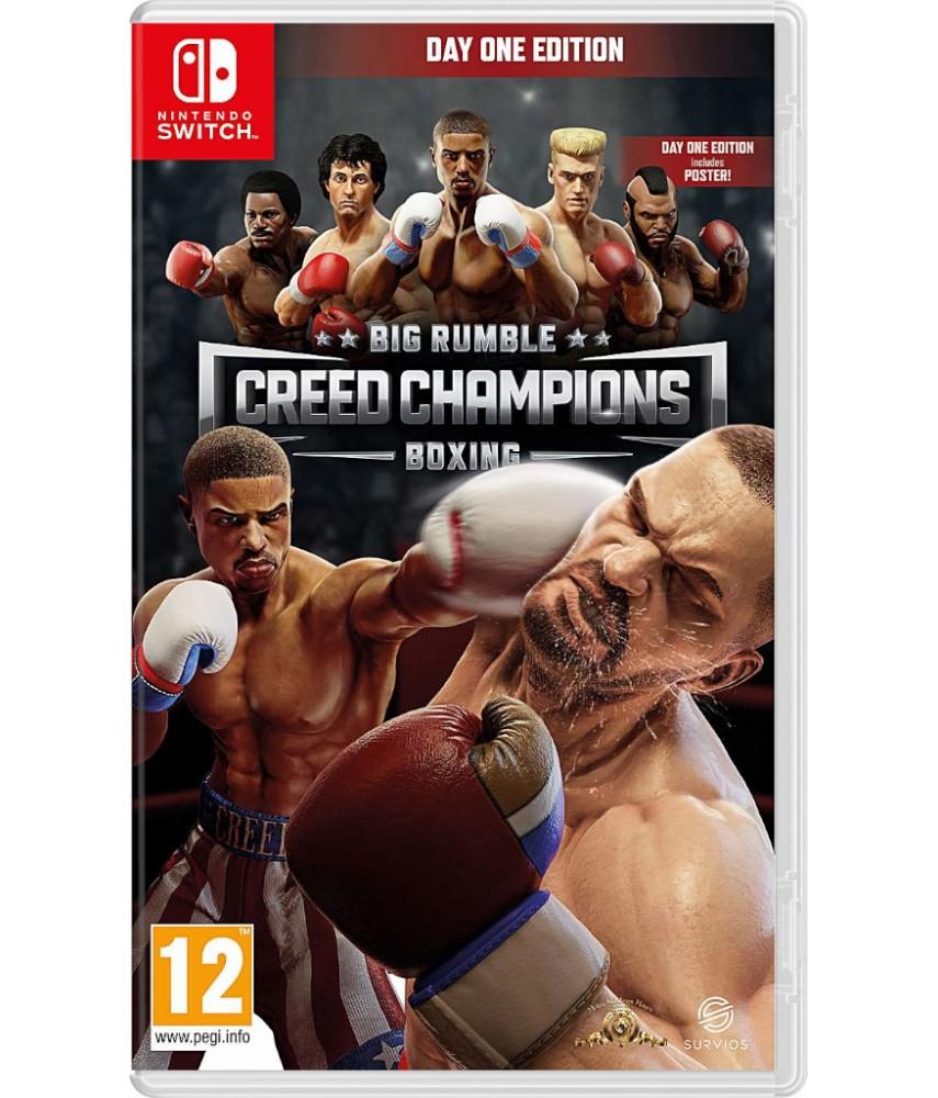 Big Rumble Boxing: Creed Champions [Nintendo Switch]