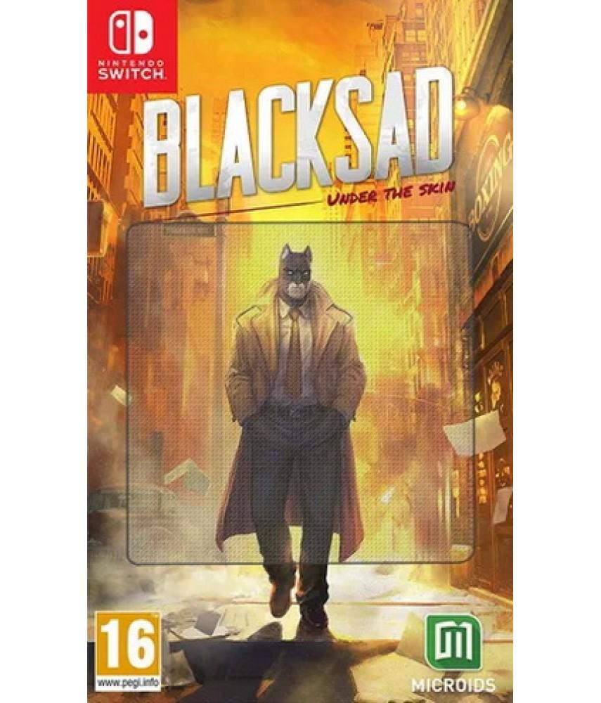 Blacksad Under The Skin Limited Edition (Русская версия) [Nintendo Switch]