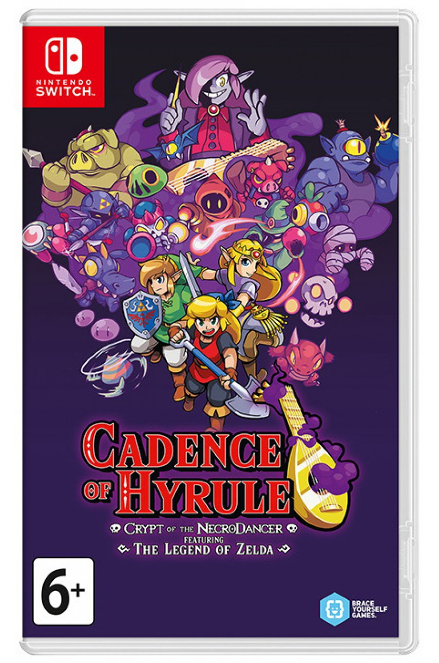 Cadence of Hyrule: Crypt of the NecroDancer [Nintendo Switch]