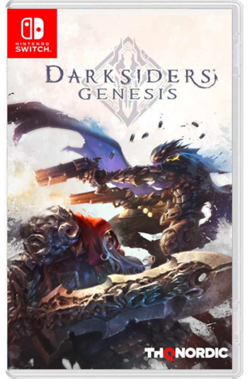 Darksiders Genesis (Русская версия) [Nintendo Switch]